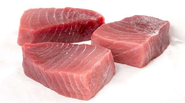 филе от риба тон